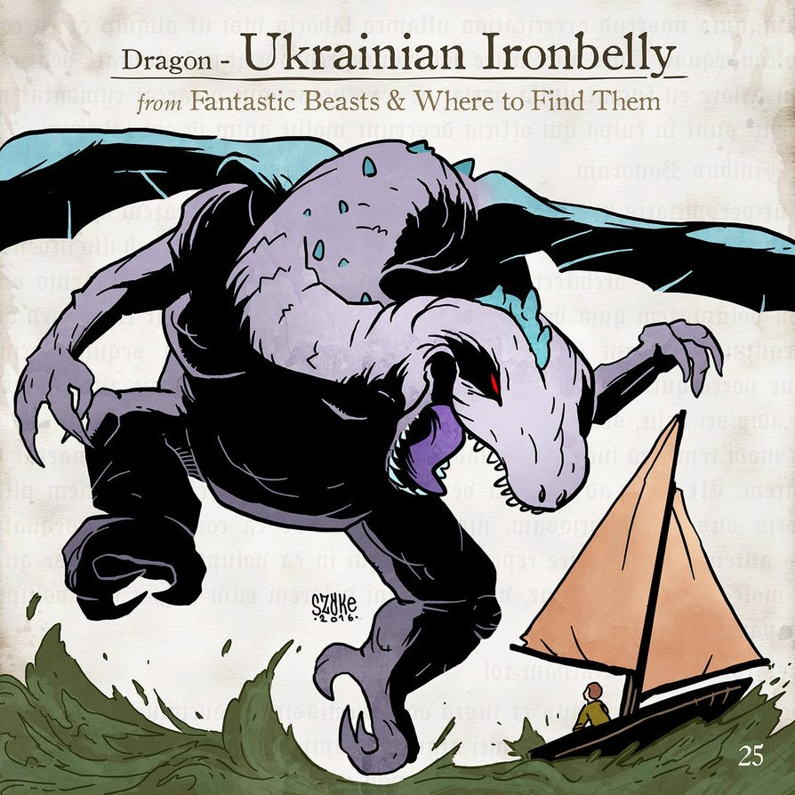 Ukrainian Ironbelly