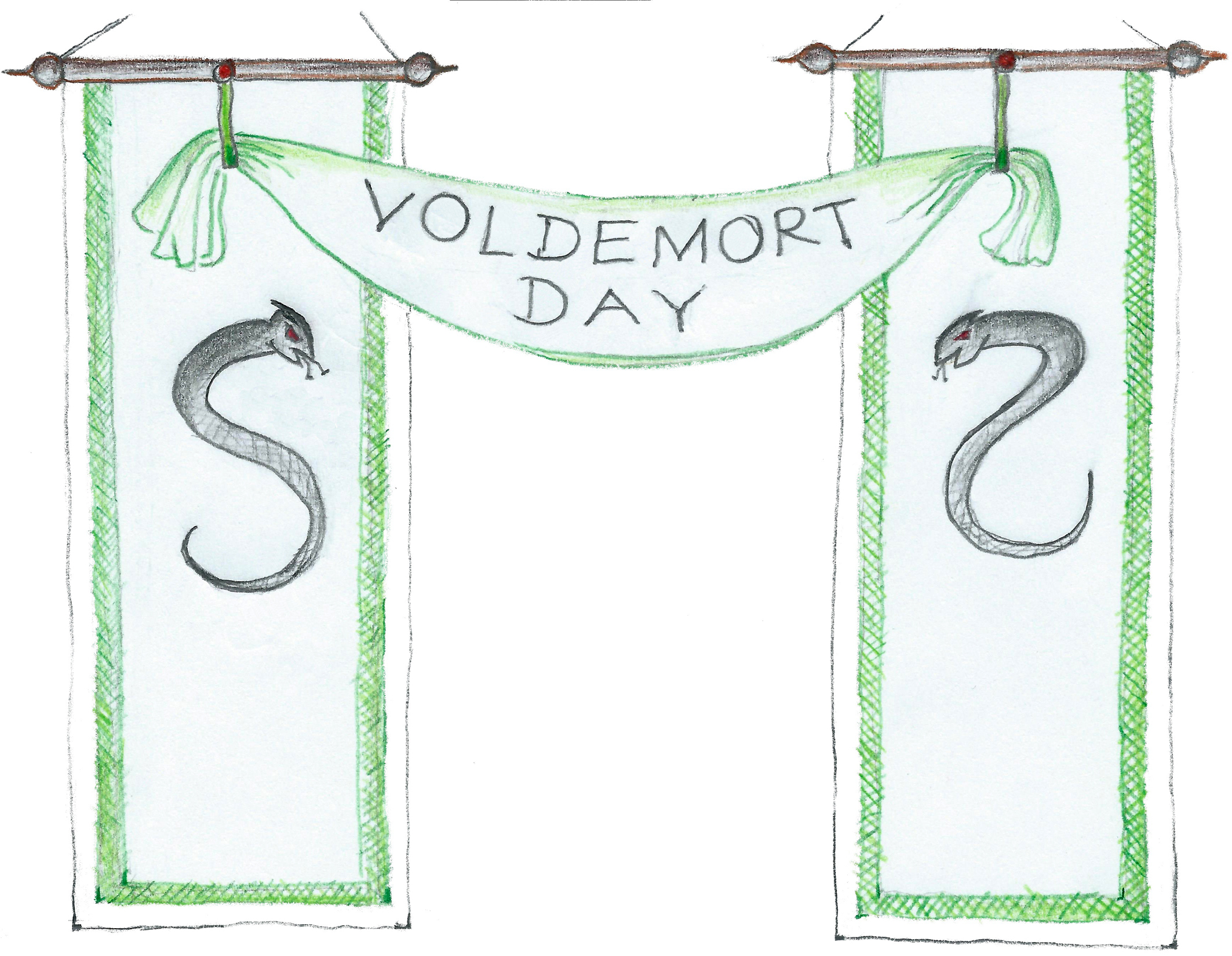 Voldemort Day (Cursed Child)