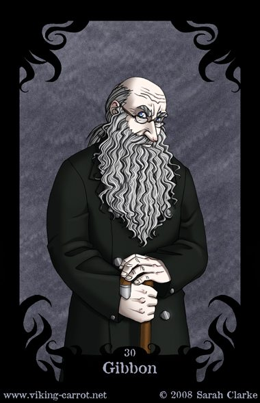 Death Eater Card no. 30