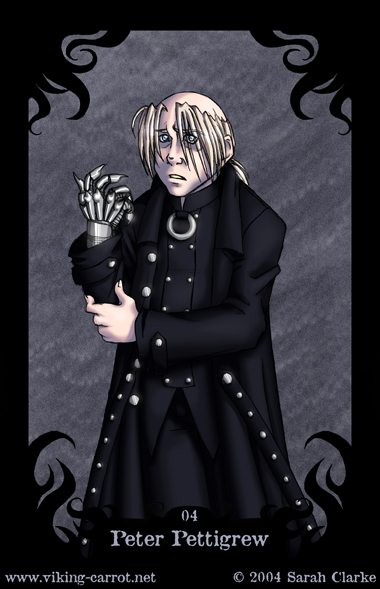 Death Eater Card no. 4