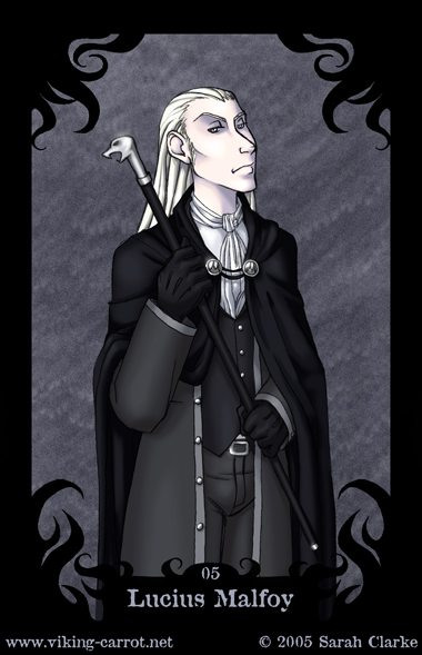 Death Eater Card no. 5