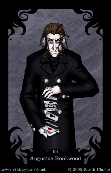 Death Eater Card no. 6
