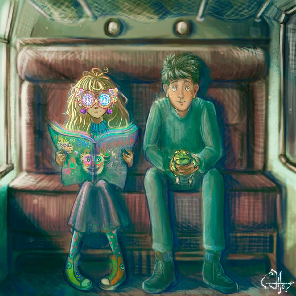 luna-and-neville-on-train