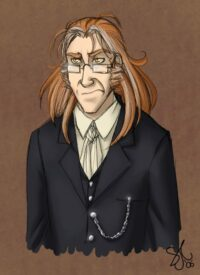 Minister for Magic Rufus Scrimgeour is murdered by Voldemort
