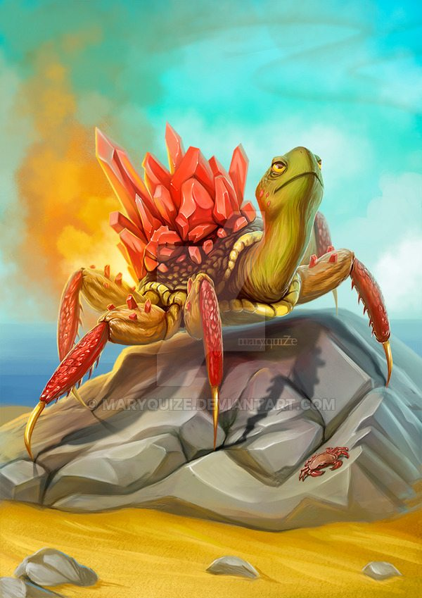 Fire Crab
