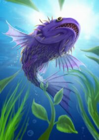 Fish and other water creatures