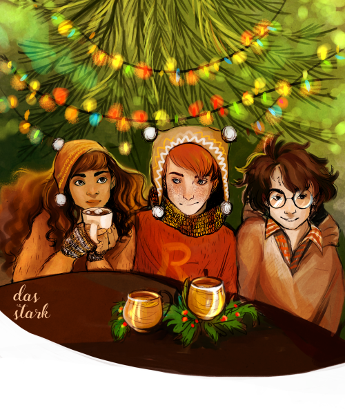 Christmas at the Three Broomsticks