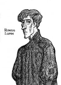 Quotes by and about Remus Lupin
