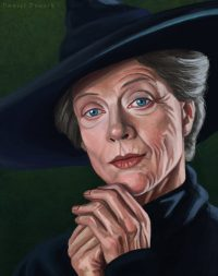 How is Professor McGonagall in Crimes of Grindelwald?