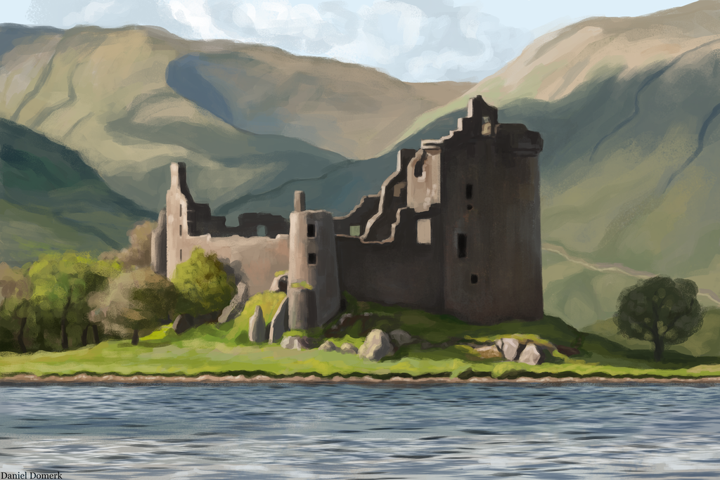 scottish_castle__study__by_domerk-dc8zqto