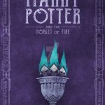 Book cover for Goblet of Fire.