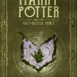 Cover for Half-Blood Prince.
