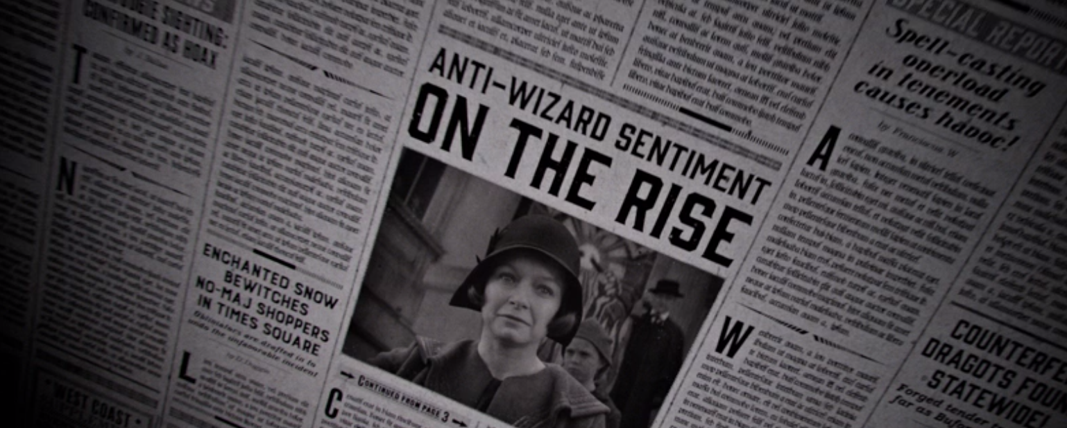 Anti-wizard Sentiment on the Rise