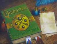 Quidditch in Norwegian is …