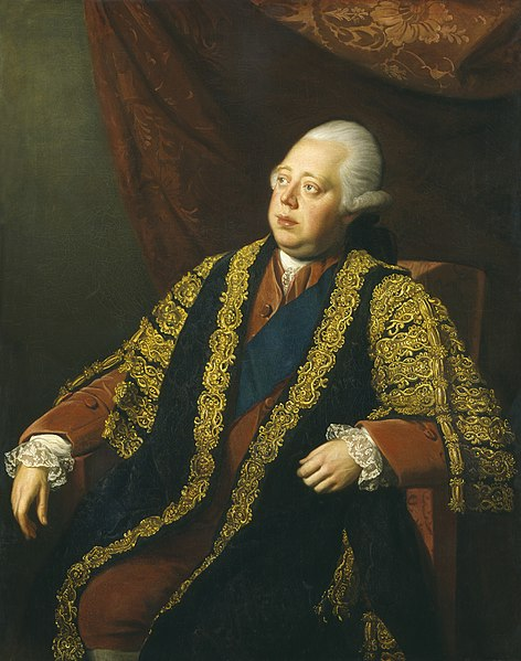 Frederick North, 2nd Earl of Guilford
