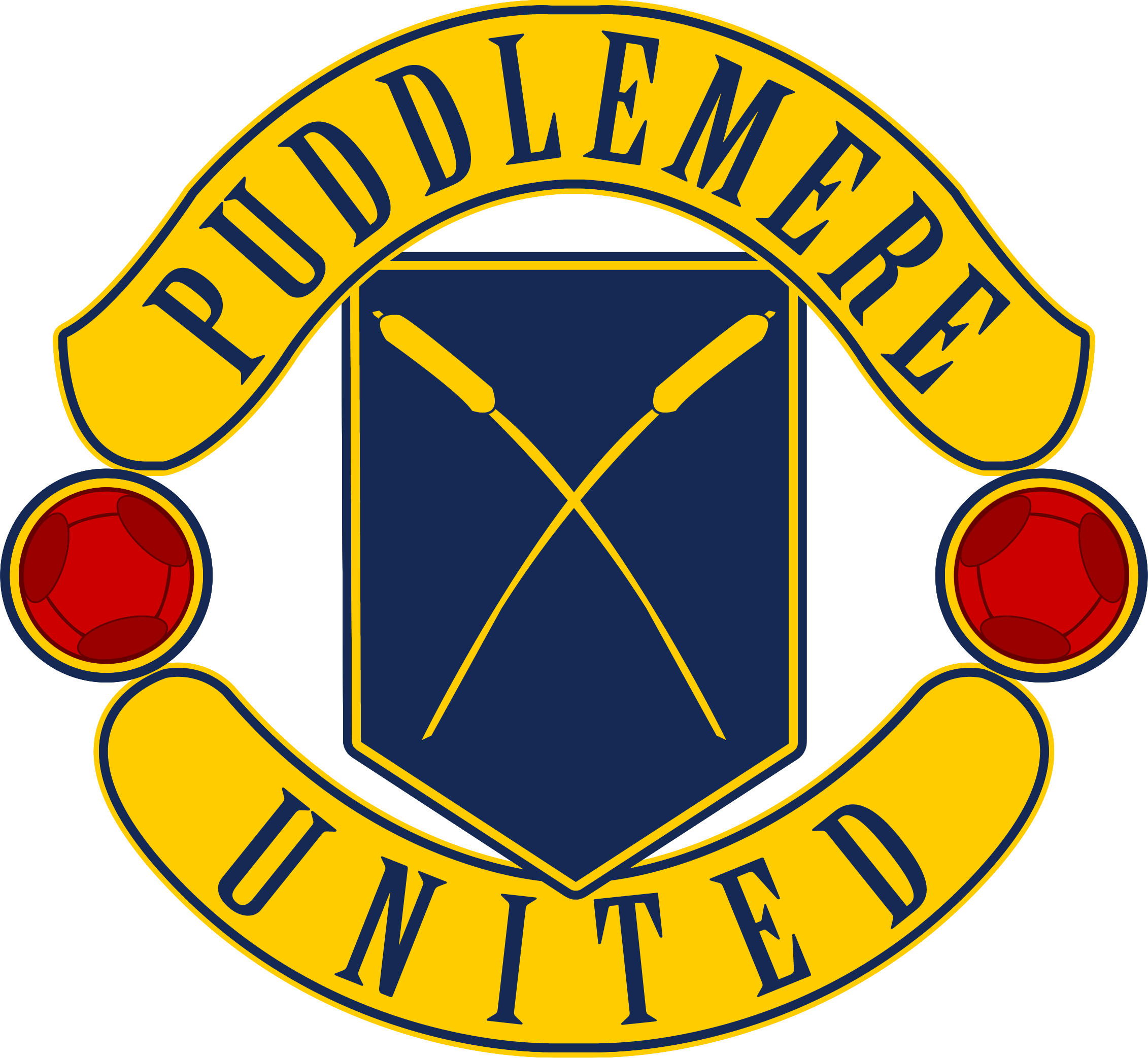 Puddlemere United logo 1