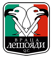 Vratsa Vultures logo (colours in wrong order)