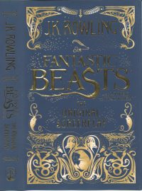 Fantastic Beasts and Where to Find Them film screenplay published