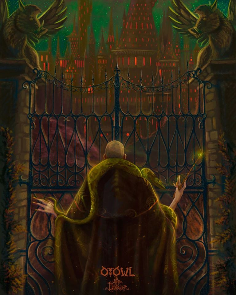 Voldemort at the Gates