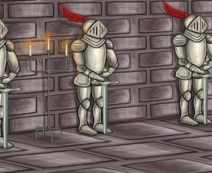 inside_castle_with_armour_by_louisetheanimator_dck824d-350t