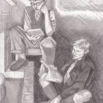 Harry and Ron.
