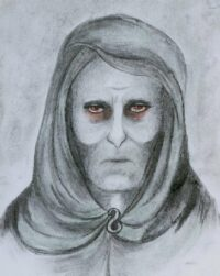 Unable to deal with the rising threat of Voldemort, Minister for Magic Eugenia Jenkins is forced from office