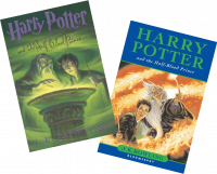 Differences Between the UK and US Editions of HBP
